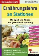 Cover-Bild zu Ernährungslehre an Stationen (eBook) von Schlote, Christine