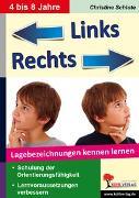 Cover-Bild zu Links - Rechts (eBook) von Schlote, Christine