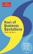 Cover-Bild zu Ridgers, Bill: The Economist Book of Business Quotations (eBook)