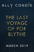 Cover-Bild zu The Last Voyage of Poe Blythe (eBook) von Condie, Ally