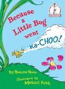 Cover-Bild zu Because a Little Bug Went Ka-Choo! von Stone, Rosetta