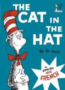 Cover-Bild zu The Cat in the Hat in English and French von Dr. Seuss
