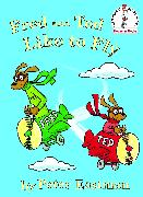 Cover-Bild zu Fred and Ted Like to Fly (eBook) von Eastman, Peter Anthony