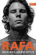 Cover-Bild zu Rafa. Mein Weg an die Spitze