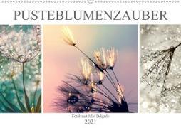 Cover-Bild zu PusteblumenZauber (Wandkalender 2021 DIN A2 quer) von Delgado, Julia