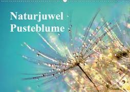Cover-Bild zu Naturjuwel Pusteblume (Wandkalender 2021 DIN A2 quer) von Delgado, Julia