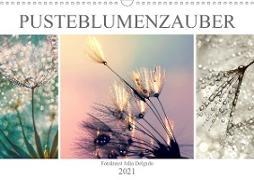 Cover-Bild zu PusteblumenZauber (Wandkalender 2021 DIN A3 quer) von Delgado, Julia