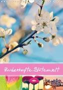 Cover-Bild zu Zauberhafte Blütenwelt / Planer (Wandkalender 2021 DIN A4 hoch) von Delgado, Julia