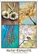 Cover-Bild zu Natur-Romantik (Tischkalender 2021 DIN A5 hoch) von Delgado, Julia