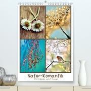 Cover-Bild zu Natur-Romantik (Premium, hochwertiger DIN A2 Wandkalender 2021, Kunstdruck in Hochglanz) von Delgado, Julia