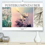 Cover-Bild zu PusteblumenZauber (Premium, hochwertiger DIN A2 Wandkalender 2021, Kunstdruck in Hochglanz) von Delgado, Julia