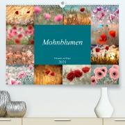 Cover-Bild zu Mohnblumen - Fotografie mit Magie (Premium, hochwertiger DIN A2 Wandkalender 2021, Kunstdruck in Hochglanz) von Delgado, Julia
