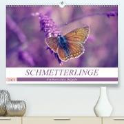 Cover-Bild zu Schmetterlinge im Fokus (Premium, hochwertiger DIN A2 Wandkalender 2021, Kunstdruck in Hochglanz) von Delgado, Julia