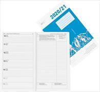 Cover-Bild zu Kontakt- und Aufgabenheft mit Datum 2020/21