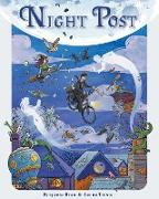Cover-Bild zu Read, Benjamin: Night Post (eBook)