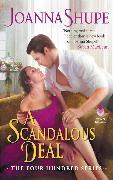 Cover-Bild zu A Scandalous Deal von Shupe, Joanna