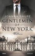 Cover-Bild zu Gentlemen of New York - Will (eBook) von Shupe, Joanna