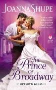 Cover-Bild zu Prince of Broadway (eBook) von Shupe, Joanna