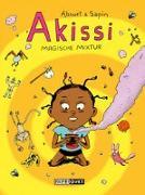 Cover-Bild zu Akissi 3 von Abouet, Marguerite