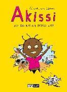 Cover-Bild zu Akissi von Abouet, Marguerite