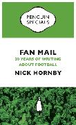 Cover-Bild zu Fan Mail (eBook) von Hornby, Nick