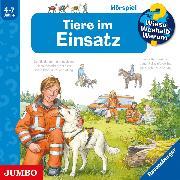 Cover-Bild zu Wieso? Weshalb? Warum? Tiere im Einsatz (Audio Download) von Simon, Ute