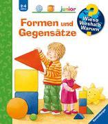 Cover-Bild zu Wieso? Weshalb? Warum? junior: Formen und Gegensätze (Band 31) von Erne, Andrea