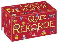 Cover-Bild zu Das Quiz der Rekorde