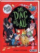 Cover-Bild zu König Guu 3: Das Ding aus dem All von Stower, Adam