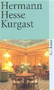 Cover-Bild zu Kurgast von Hesse, Hermann