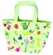 Cover-Bild zu Blatt & Blüte Gartentasche