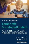 Cover-Bild zu Lernen mit Grundschulkindern (eBook) von Oehler, Claudia