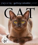 Cover-Bild zu Cat Page-A-Day Gallery Calendar 2022 von Workman Calendars