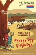 Cover-Bild zu Rettet die Geparde! von Ahrens, Renate