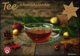 Cover-Bild zu Tee-Adventskalender 2022 - Teekalender - Adventskalender - Teesorten - Genusskalender - 55,5 x 39 x 2 cm von teNeues Calendars