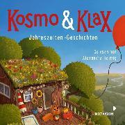 Cover-Bild zu Kosmos & Klax - Jahreszeiten-Geschichten (Audio Download) von Helmig, Alexandra