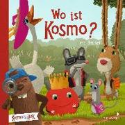 Cover-Bild zu Wo ist Kosmo? von Becker, Timo (Illustr.)