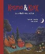 Cover-Bild zu Kosmo & Klax. Gute-Nacht-Geschichten von Helmig, Alexandra
