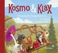 Cover-Bild zu Kosmo & Klax. Freundschaftsgeschichten von Helmig, Alexandra (Gelesen)