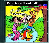 Cover-Bild zu Mr. Kläx 5 - voll verknallt, CD