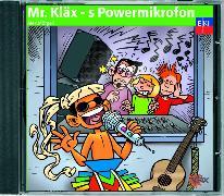 Cover-Bild zu Mr. Kläx 2 - s Powermikrofon, CD