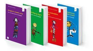 Cover-Bild zu Alle Bände zur Klax-Pädagogik im Set. 4 Bände von Bostelmann, Antje