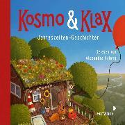 Cover-Bild zu Kosmo & Klax. Jahreszeiten-Geschichten (Audio Download) von Helmig, Alexandra (Gelesen)