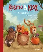 Cover-Bild zu Kosmo & Klax Mut-Geschichten von Helmig, Alexandra
