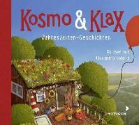 Cover-Bild zu Kosmo & Klax. Jahreszeiten-Geschichten von Becker, Timo