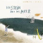 Cover-Bild zu Der Stein und das Meer - Nominiert für den Deutschen Jugendliteraturpreis 2021 von Helmig, Alexandra