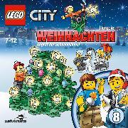 Cover-Bild zu LEGO City: Folge 8 - Weihnachten - Angriff der Schneemänner (Audio Download) von Piedesack, Gordon (Gelesen)