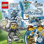 Cover-Bild zu LEGO City: Folge 22 - Luftpolizei - Der Coup des Jahrhunderts (Audio Download) von Piedesack, Gordon (Gelesen)