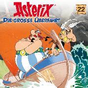 Cover-Bild zu 22: Die große Überfahrt (Audio Download) von Goscinny, René