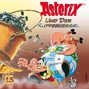 Cover-Bild zu 13: Asterix und der Kupferkessel (Audio Download) von Goscinny, René